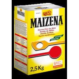 Maizena Espesante Harina de Maíz sin gluten 2,5Kg