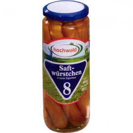HOCHWALD salchichas Bockwurst  360 g