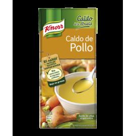 Caldo Líquido de Pollo Knorr (1L)