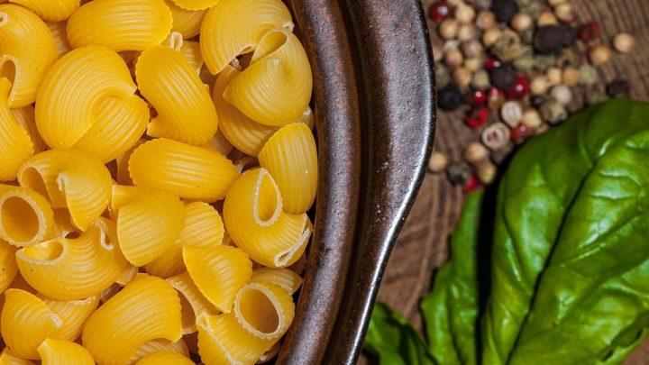 pasta albahaca pimiento
