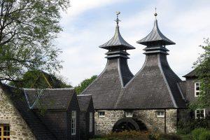 destileria de whisky en keith escocia