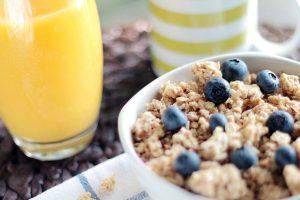 zumo nectar desayuno