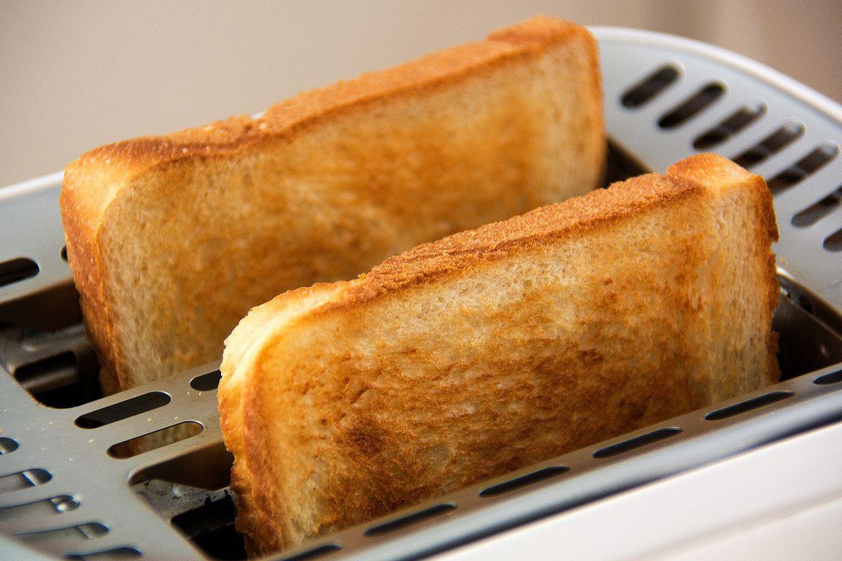 tostada margarina