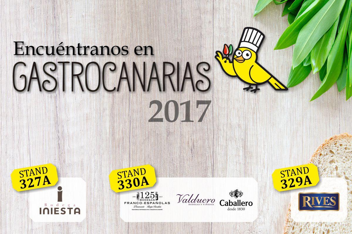 Domingo Gutiérrez en Gastrocanarias 2017