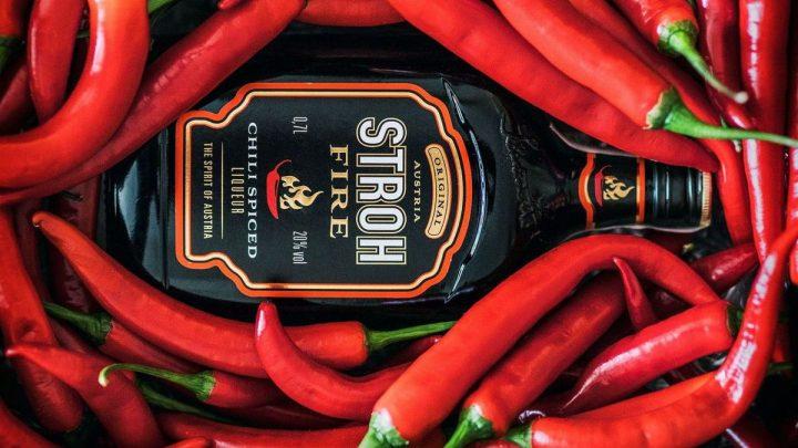 Stroh Fire Spice Domingo Gutierrez