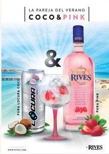 Pink Rives y Pura Locura Coco, La Pareja del Verano COCO&PINK