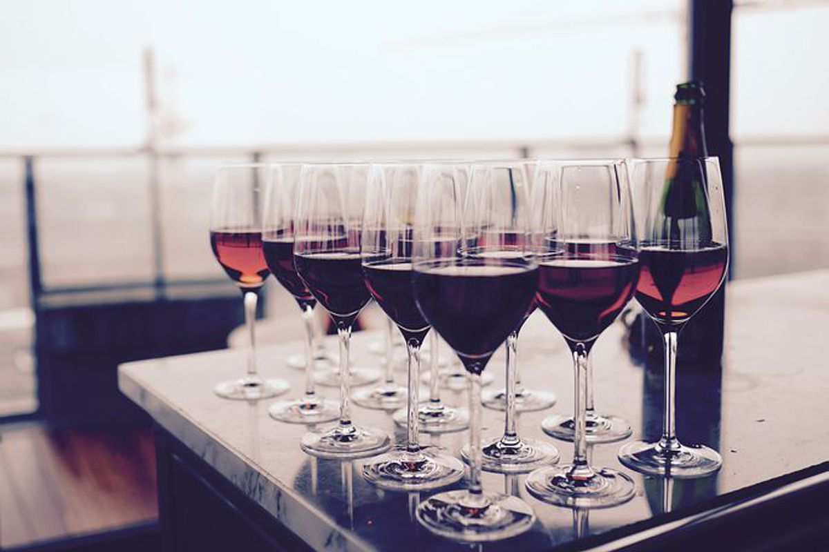 5 tipos de vino