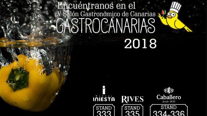 gastrocanarias 2018 domingo gutierrez mayorista distribuidor vinos canarias