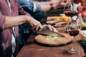 Cómo cocinar con vino