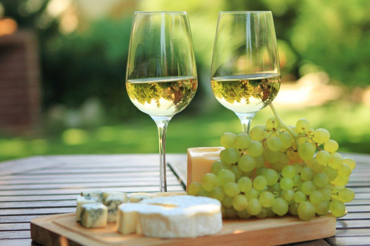 Ideas originales con maridajes de vinos blancos
