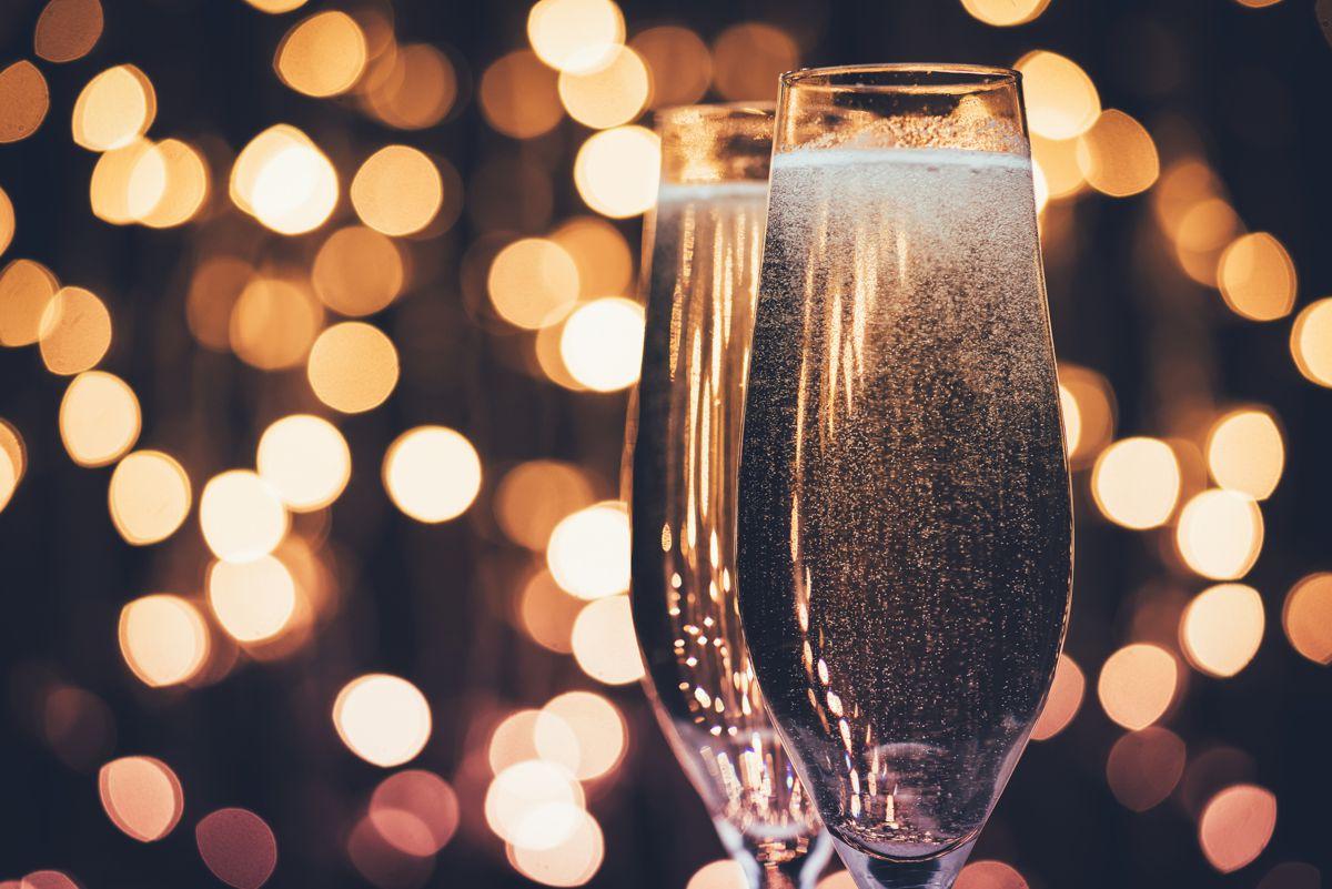 Nochevieja con el mejor brindis
