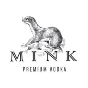 logotipo vodka mink