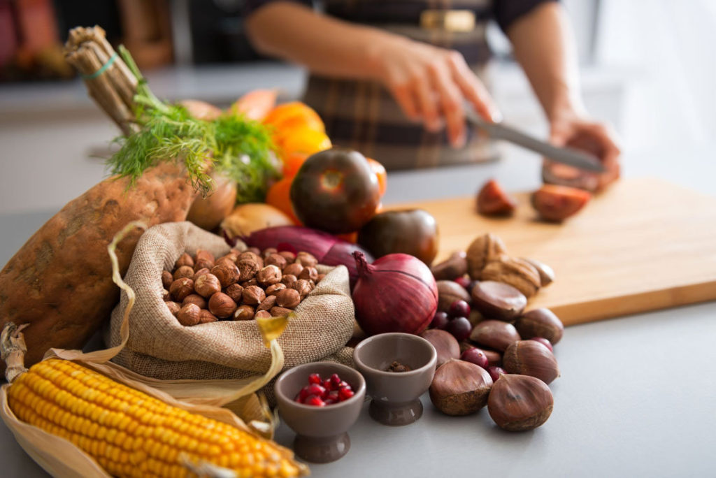 Cómo empezar a comer sano este otoño