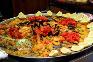 Las comidas típicas mas famosas de otros países
