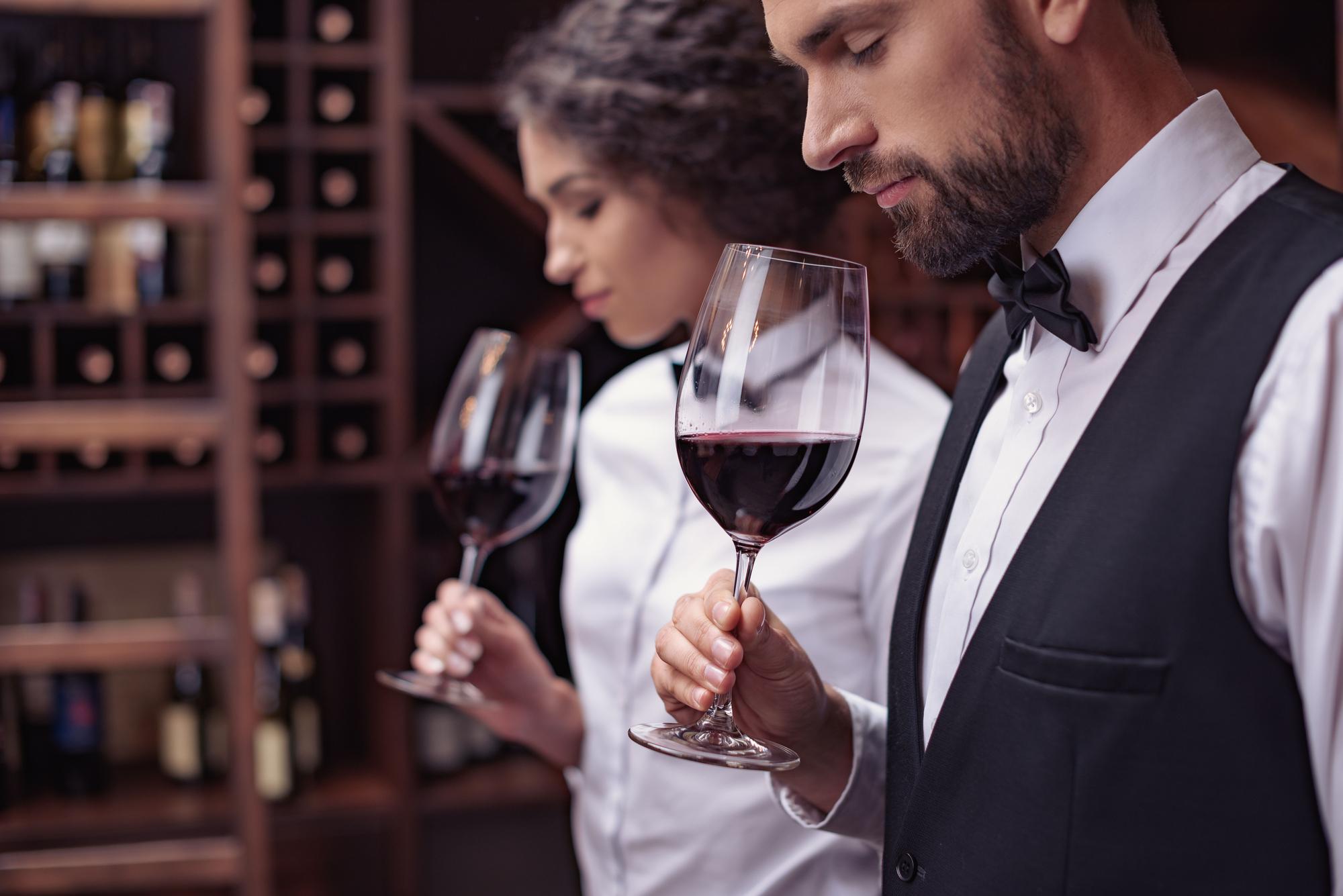Conoce los aromas del vino