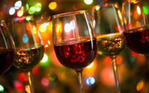 Maridajes de vino en Navida