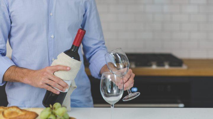 temperatura adecuada para servir el vino