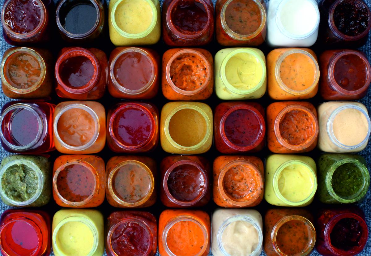 salsas básicas cocina