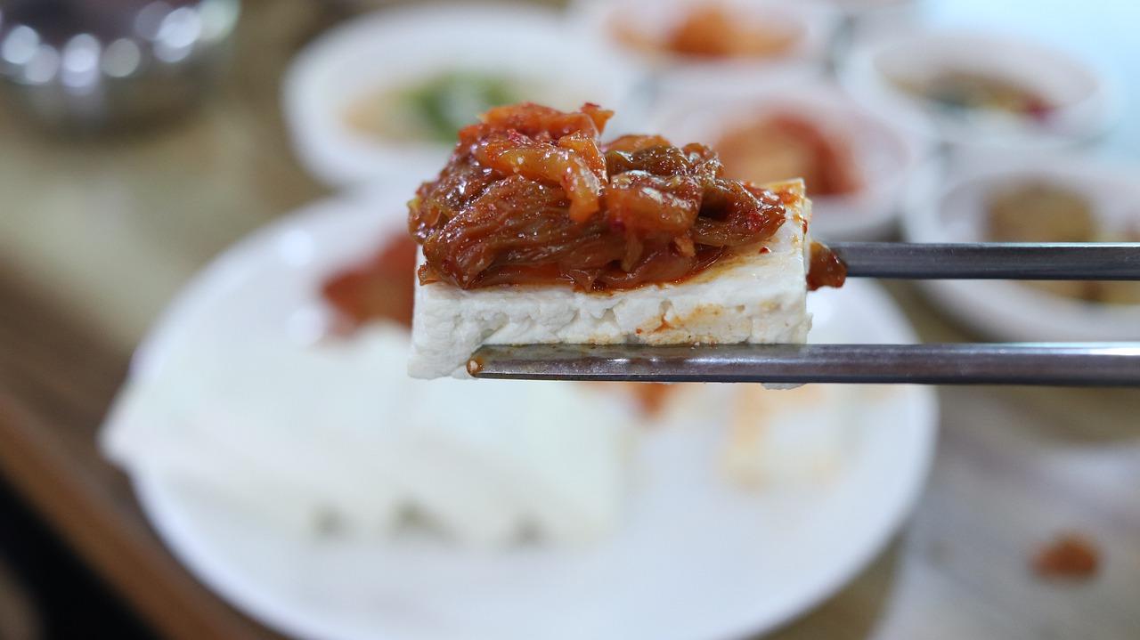 qué es el kimchi