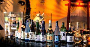 sake licor japone