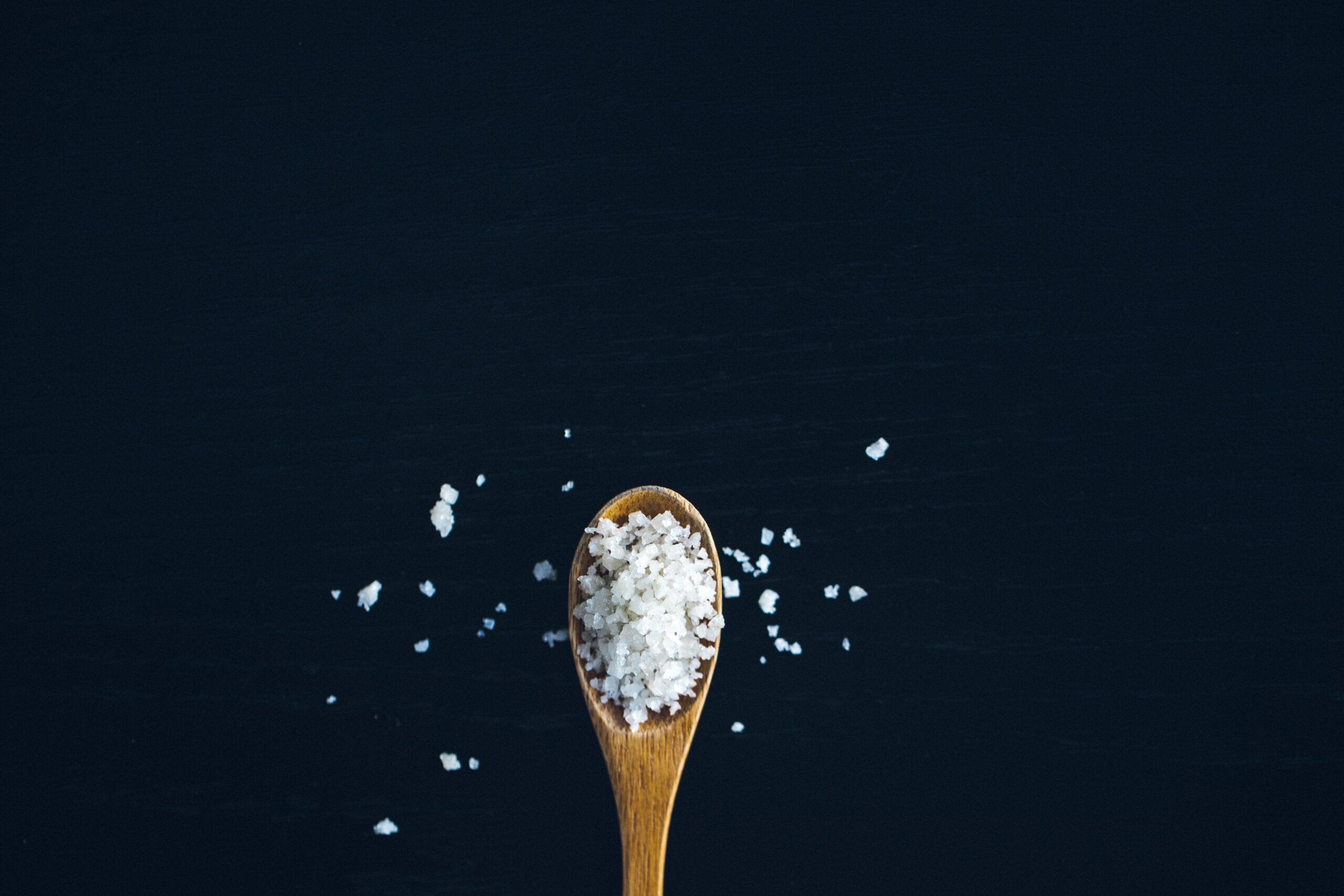 Los distintos tipos de sal