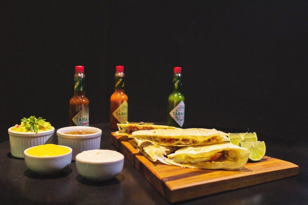 Salsas mexicanas Domingo Gutiérrez