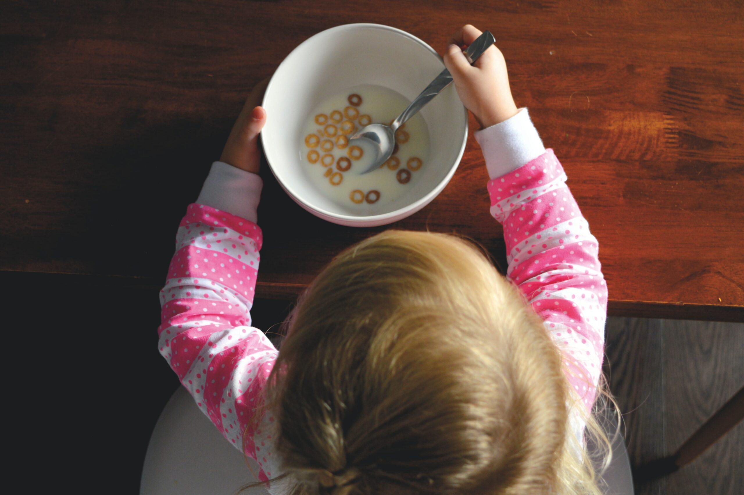 alimentos imprescindibles dieta infantil